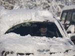 ВКитае более 330 тысяч человек пострадали отснегопада