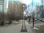 Насеверо-западе Москвы украли памятник Пушкину