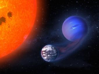 Ученые: Экзопланеты типа Нептуна могут стать обитаемыми