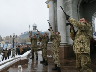 Батальон «Айдар» будет усилен— МОУкраины