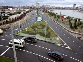 Кубанские дороги признали одними изсамых опасных вРоссии