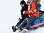 Веселье награни: Прокатившись наватрушке, 8-летняя девочка впала вкому