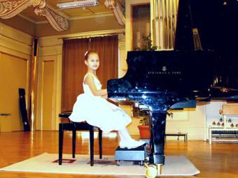 Школьница изКалининграда заняла первое место намеждународном конкурсе вЛатвии