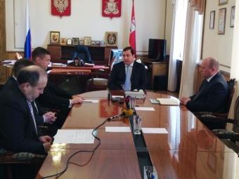 Губернатор раскритиковал работу смоленских коммунальщиков