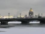 Вфеврале пройдет технологическая разводка мостов