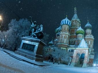 Впятницу воздух прогреется додвух градусов— Оттепель вМоскве