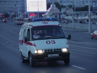 Рухнувшая штукатурка наГагарина придавила пешехода