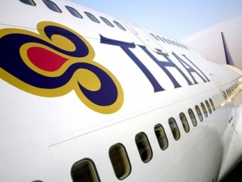 Thai Airways отменила полеты вМоскву из-за низкого спроса
