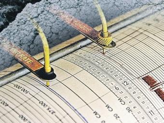 НаУкраине вПолтавской области произошло землетрясение магнитудой 4,6— СМИ