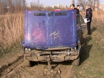 ВКраснодаре задержаны угонщики, разбивавшие чужие автомобили