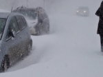 Из-за метели десятки машин застряли назимнике Нарьян-Мар— Усинск