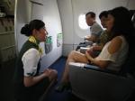 Китайский лоукостер предложит своим авиапассажирам стоять