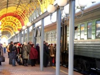 ВЧувашии 600 железнодорожников могут лишиться работы