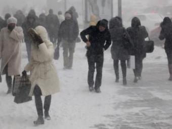 На Тулу идут дожди, мокрый снег и метели — МЧС