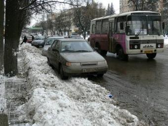 ВКурске пройдет общегородской субботник поуборке снега