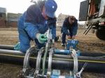 «Газпром» ограничивает поставки газа вНовгородской области