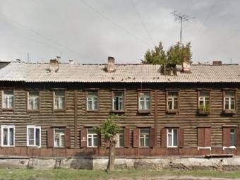ВКрасноярске снесут более сотни аварийных зданий