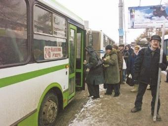 Вподмосковных автобусах начали принимать единую транспортную карту «Стрелка»