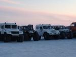 Из-за непогоды три зимника вЯНАО полностью закрыты для транспорта