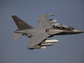 Пять новейших учебно-боевых самолетов Як-130 приняты вВВС России