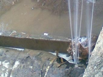 Жители «Семи ветров» снова сидят без воды итепла
