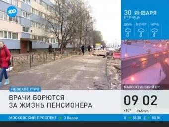 ВКировском районе построят временный трубопровод