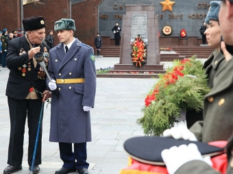 ВНовороссийске покажут реконструкцию событий военных лет