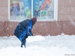 Вовремя уборки снега автомобили, припаркованные снарушением ПДД, могут эвакуировать
