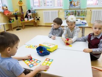 Томские детсады примут дополнительно 480 детей