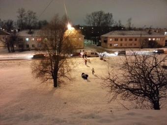 Вбольнице Коврова скончалась женщина, неудачно скатившаяся наватрушке
