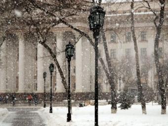 Тюменские синоптики сообщили, что февраль будет аномально теплым