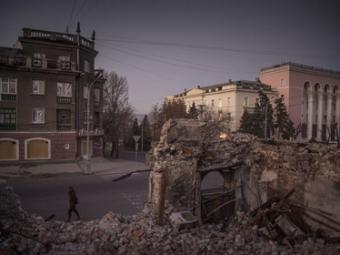 Луганск обстреливался кассетными боеприпасами— ОБСЕ