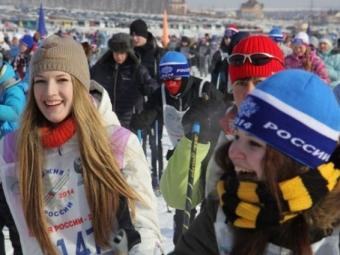 ВИркутске началась регистрация на«Лыжню России-2015»