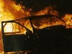 Кузбассовец сжег плохо припаркованный автомобиль соседа