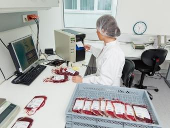 ВНовосибирской области насчитывается более 40 тысяч доноров крови