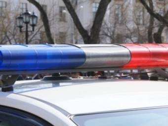 ВЕкатеринбурге сотрудник ДПС попал ваварию, нарушив ПДД