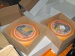 НаАлтай пытались провезти почти 3 тонны запрещенного сыра