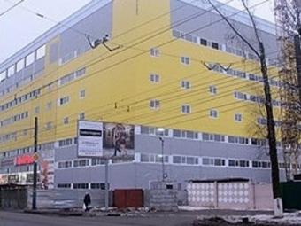Суд узаконил 8-этажную пристройку кТРЦ «Тимошковых» вСоветском районе