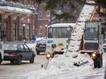 Более 27 тысяч тонн снега вывезли изТомска завыходные