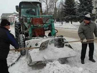 Мэрия Петрозаводска: новый подрядчик несправляется суборкой дорог
