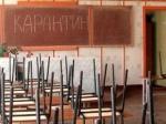 Кировские школьники уйдут навнеплановые каникулы
