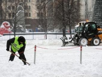Свыше 6,7 тыс кмдорог очистили отснега вПодмосковье заминувшие сутки