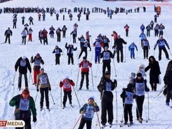 Взабеге примет участие 90-летняя физкультурница— Лыжня России