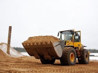ВПриамурье наказали китайскую компанию занезаконную добычу песка