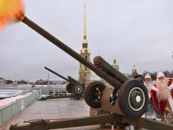 Музей истории Петербурга хочет запретить неподготовленным людям стрелять изпушки Нарышкина бастиона