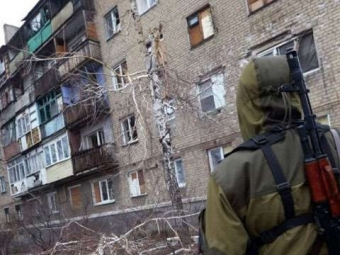 Украина обстреливает Горловку натовскими снарядами