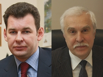 ФСБ арестовала бывшего инынешнего вице-губернаторов Кубани