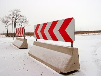 ГИБДД просят перенести закрытие моста через Качу намарт— Красноярск