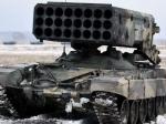 Силы АТО уничтожили 157, ранили 281 боевика иподбили огнеметную систему «Буратино»