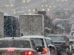 Москва иПетербург вошли вдесятку городов ссамыми большими пробками